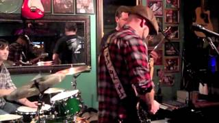 The Dean Machine at Tower Hill Tavern, Laconia, NH, April, 2012. Je...