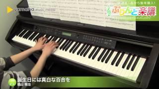 誕生日には真白な百合を(ピアノVer.)