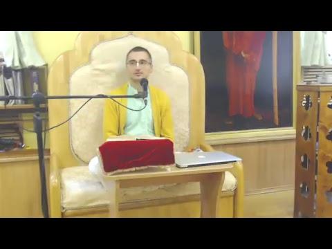 Шримад Бхагаватам 4.18.21 - Амала Кришна прабху