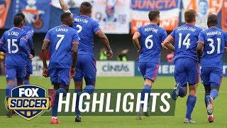 FC Cincinnati's Allan Cruz scores a backheel vs. Portland | 2019 MLS Highlights