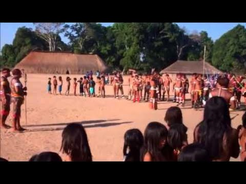 tribes 2017 Primitive Tribes of the Amazon - Documentary on Brazil's Isolated Tribal People Full Do
