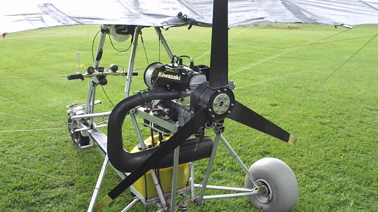 Kawasaki Ultralight Engine