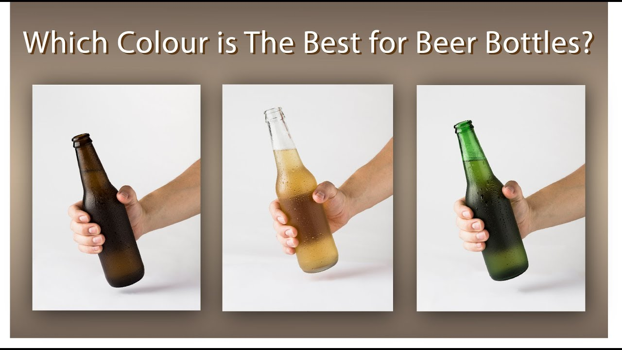 Which Colour is The Best for Beer Bottles?