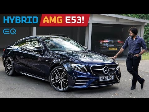 New E53 Coupé – Mr AMG on the first Hybrid AMG!