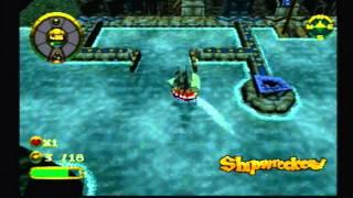 Classic Game Gems: Shipwreckers Pre-Release Demo