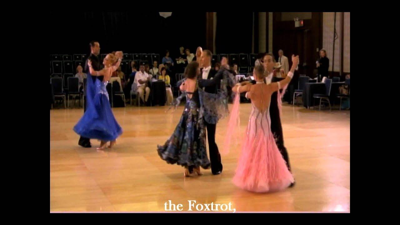 d7120e523 Ballroom Dance Tango, Viennese Waltz, Foxtrot, Quickstep and Waltz  competiton