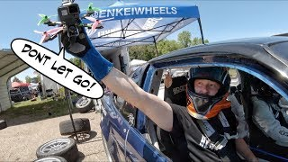 Throw My Drone Out of this Drift Car's Window | Seamless In CAR + Drift Chase | FPV