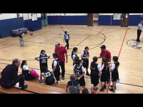 Cliffside Park Jr. Girls Travel Team vs Ringwood (2nd half)