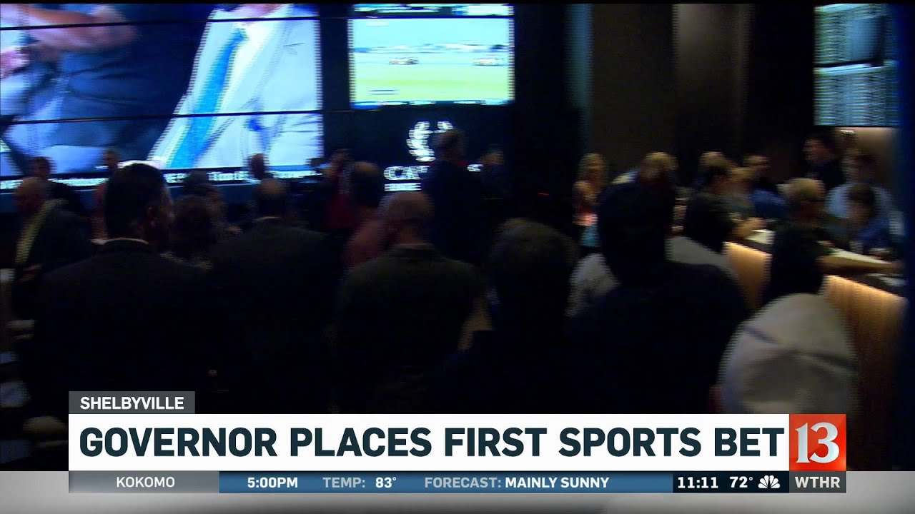 Sports Gambling in Indiana Begins