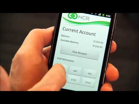 Hack atm with android phone