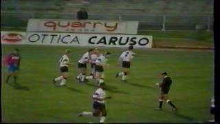 1992-93 Cosenza 0 Derby County 3 - Anglo Italian Cup - 24/11/1992