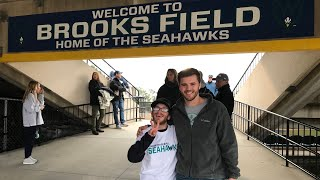 UNCW Baseball, Friends, & Fun!! Living With Cerebral Palsy!!!