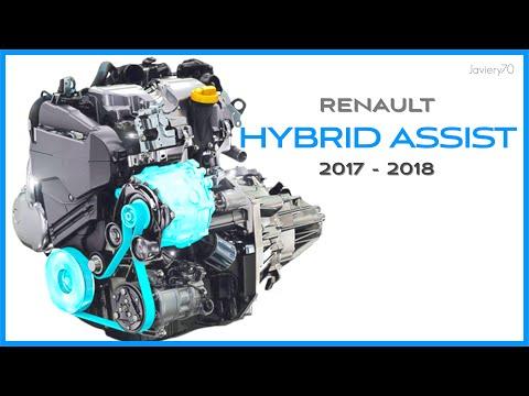 RENAULT   Tecnología Micro Híbrido 48 Voltios *4K
