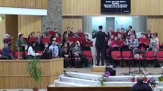 Biserica Baptista Sfanta Treime Deva - LIVE - 21.04.2019 AM