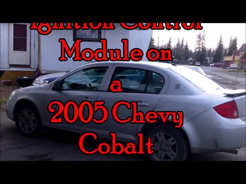 05 Chevy Cobalt Rough Idle & Low Fuel Mileage Fix - YouTube