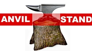 Best Blacksmith Anvil Stand + 2