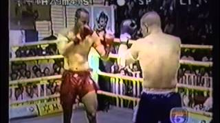 Boxing Muay Eh Phuthong vs  Perikli Maniatis Boxing 2015