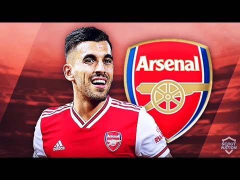 DANI CEBALLOS - Welcome to Arsenal - Unreal Skills, Goals & Assists - 2019 (HD)