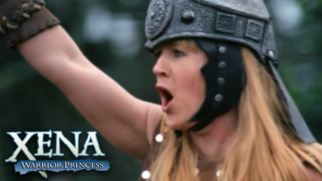 Download Gabrielle Leads The Attacks Against The Romans | Xena: Warrior Princess