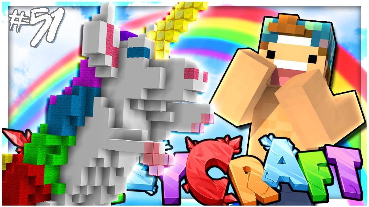 Gay Pride Unicorn Ep 51 Crazy Craft 3 0 Minecraft