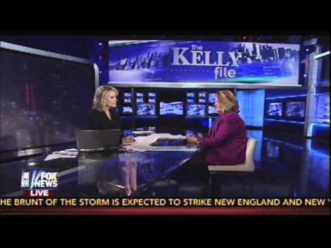 Megyn Kelly interviews Debra Burlingame about the release of terrorist lawyer, Lynne Stewart