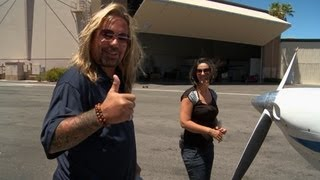 The Aviators 3: Vince Neil, Rock Star Pilot! (Part 1)
