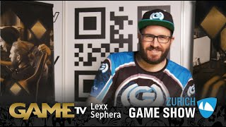 Game TV Schweiz - Interview mit  Lexx Sephera | Twitch Streamer | Zürich Game Show