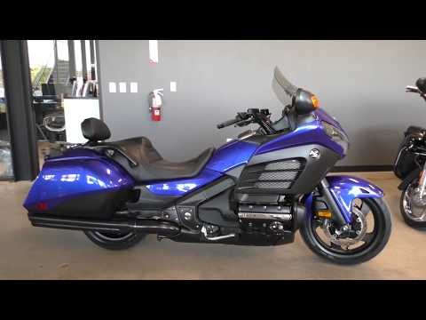 200015 2015 Honda Gold Wing F6B DELUXE Used motorcycles for sale