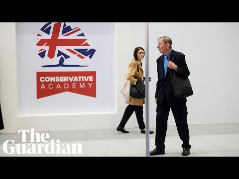 Conservative party conference day three – watch live