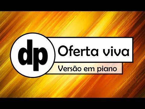 Oferta Viva piano - Tecladista da IURD