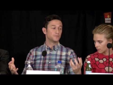 Don Jon | Press Conference New York (2013) Scarlett Johansson Joseph Gordon-Levitt