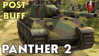 PANTHER 2: POST-BUFF WORTH ?