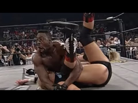 Harlem Heat vs. The West Texas Rednecks - WCW Tag Team Championship Match: WCW Fall Brawl 1999