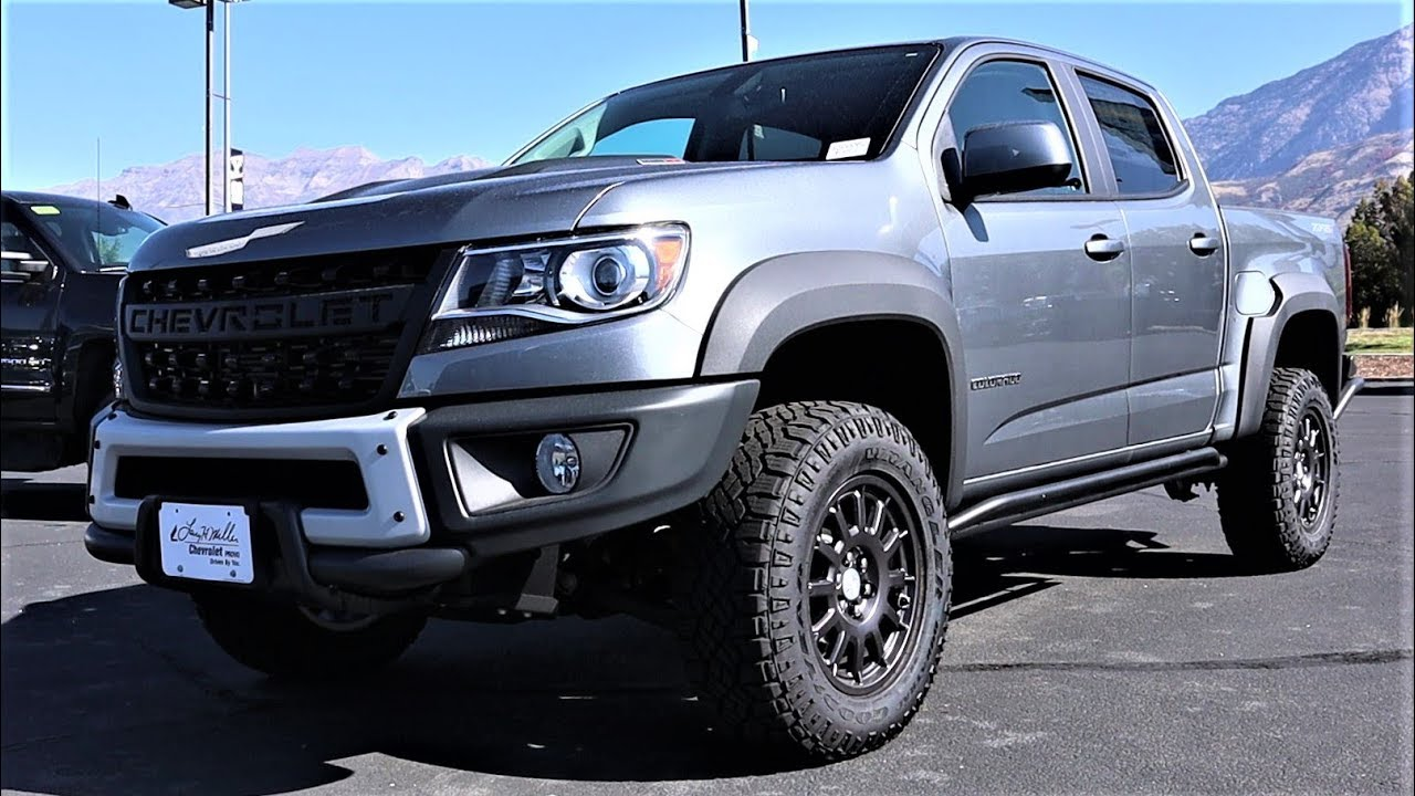 2020 Chevy Colorado ZR2 Bison Duramax: This Thing Can Out ...