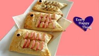 (*´ー`*) 鯉のぼりオープンパイ Vegan Open-faced Fruit Pie こいのぼりケーキのレシピ Recipe