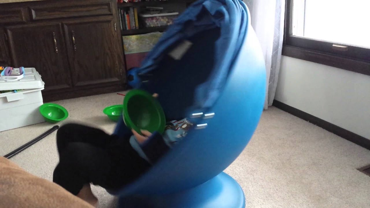 spencer spinning in ikea egg chair being silly youtube. Black Bedroom Furniture Sets. Home Design Ideas