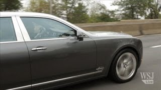 A Look At the 2012 Bentley Mulsanne