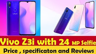 Vivo Z3i review with 24 MP selfie camera  | Price in india , Specification & my opinion ??