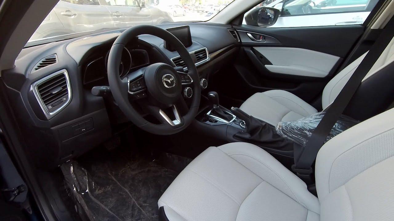 استعراض مواصفات مازدا 3 2020 هاي لاين Mazda 3 Youtube