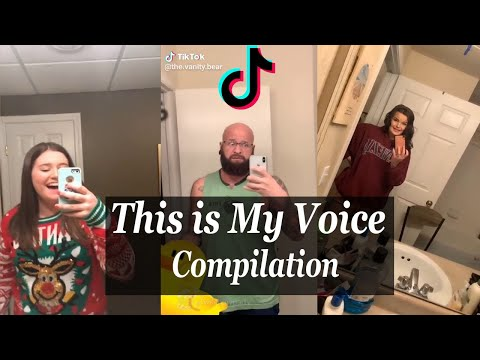 best of this is my voice challenge  compilation meme collection