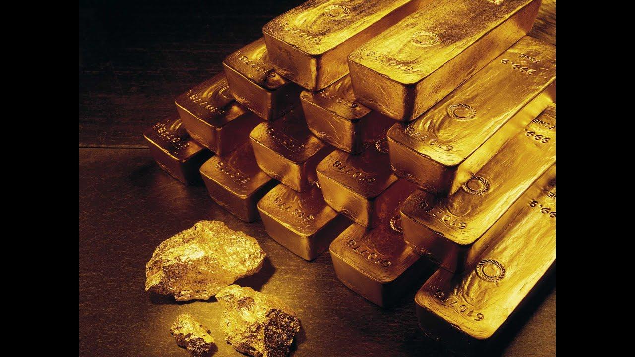 Die Geschichte des Goldes