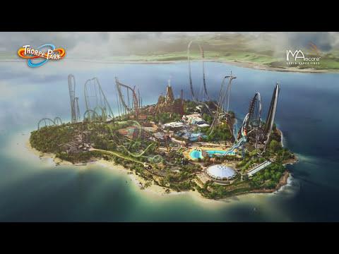 IMAscore - Thorpe Park Resort Soundtrack [Album Pre-Listening]