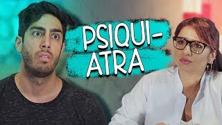 Psiquiatra - DESCONFINADOS (Erros no Final)