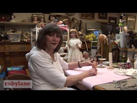 Doll Tutorial: How to Restring a Doll at Home