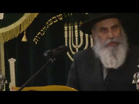 Lecture by Rabbi Aharon Bassous in response to a lecture by Rabbi Joseph Dweck