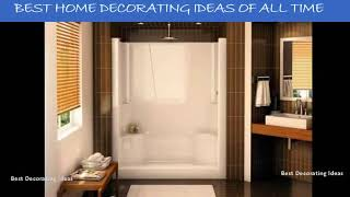 Bathroom shower stalls designs | Quick & Easy Bathroom Decorating Pictures - Better Homes &