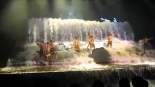 China 2011 - Golden Mask Dynasty