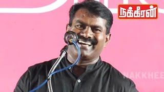 Seeman shares his Funny Experience during Election Campaign !