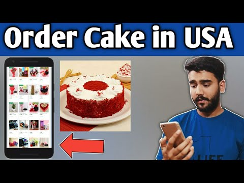 How To Order Cake Online In Foreign Countries | Deliver Cake From India To USA | Cake Delivery 2020