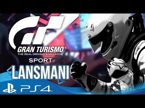 GT Sport Türkiye Lansmanı